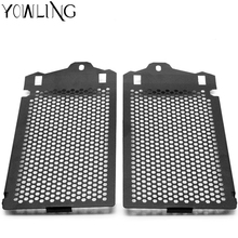 R1200GS LC WC ADV Motorcycle Radiator Guard Radiator Grille Cover For BMW R1200GS / R 1200GS LC Adventure 2013-2018 yowling motorcycle accessories side stand switch protector guard cover for bmw r1200gs r 1200gs lc r 1200gs adv 2014 2017