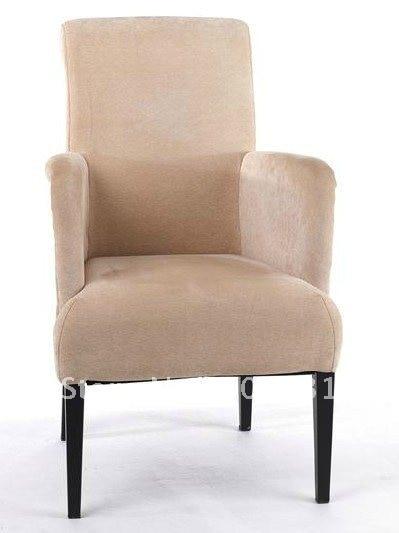 Hot Sale Hotel Metal Sofa Chair LUYISI8514,high Density Foam,heavy Duty Fabric,2pcs/carton,safe Package