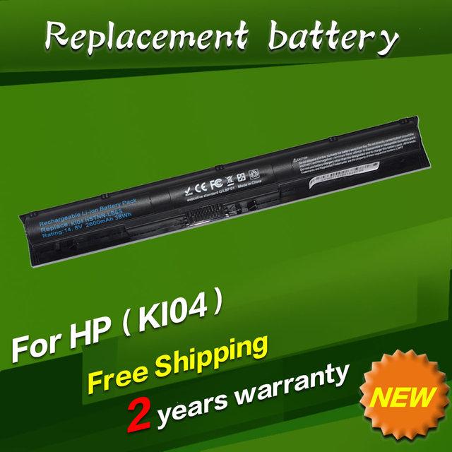 15-ab000 ~ ab099 jigu bateria do portátil para hp para pavilion 14-ab000 ~ ab099 17-g000 ~ g099 15-ag000 ~ ag099 hstnn-lb6s ki04 hstnn-lb6t