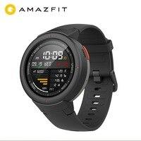 Оригинальный Xiaomi Amazfit Грани 3 Смарт часы gps IP68 Водонепроницаемый монитор сердечного ритма отвечать на звонки спортивные Smartwatch для ios и android
