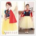 customized princess infant snow white costume kids baby girl child  girls children toddler fancy dress fashion  custom for girls