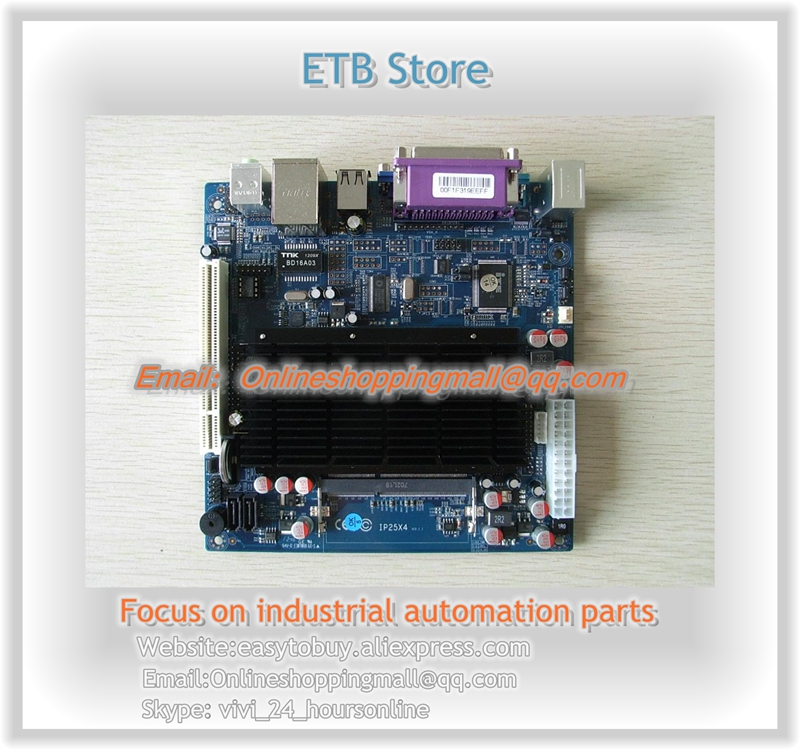 Mini-itx motherboard d425 single network serial 2 itx-m42x21d fan ip25x4 m945m2 945gm 479 motherboard 4com serial board cm1 2 g mini itx industrial motherboard 100