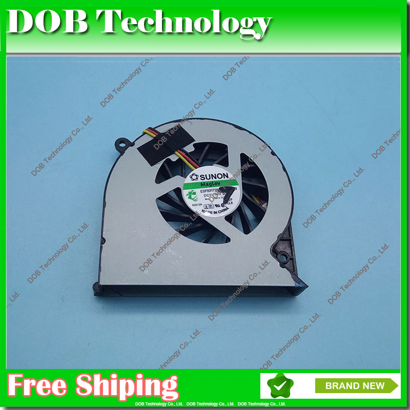 Laptop CPU Cooling Fan for Toshiba Satellite C850 C855 C875 C870 L850 L870 DFS501105FR0T MF60090V1-C450-G99 3 PIN KSB06105HA fan