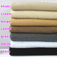 Berber Fleece Plush Cloth Sweater Liner Lining Fabric Clothes Lining Cloth Background Cloth Sold By The