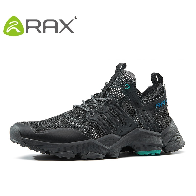 Rax Men Sports Shoes Women Hiking Shoes Spring And Summer Breathable Anti-Skid Cross Country Walking Shoes B2804 rax women shoes women casual shoes spring and summer breathable damping outdoor shoes b2572
