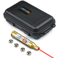 VERY100 30 06 25 06 and 270 Red Laser Cartridge Boresighter +Waterproof Case Box Free shipping box subwoofer box hood box restaurant -