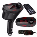 Novo kit Car MP3 Player bluetooth Transmissor FM Modulator USB LCD MMC com controle remoto venda quente