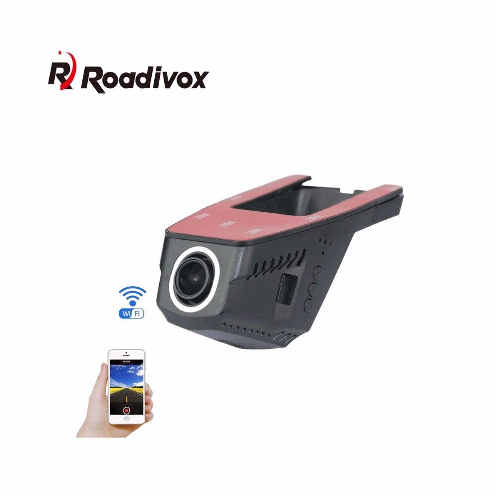 Видеорегистраторы для автомобилей Камера приложение Wi-Fi для Novatek 96655 IMX 323 видеорегистратор FHD 1080p видео Регистраторы регистратор ночного ...