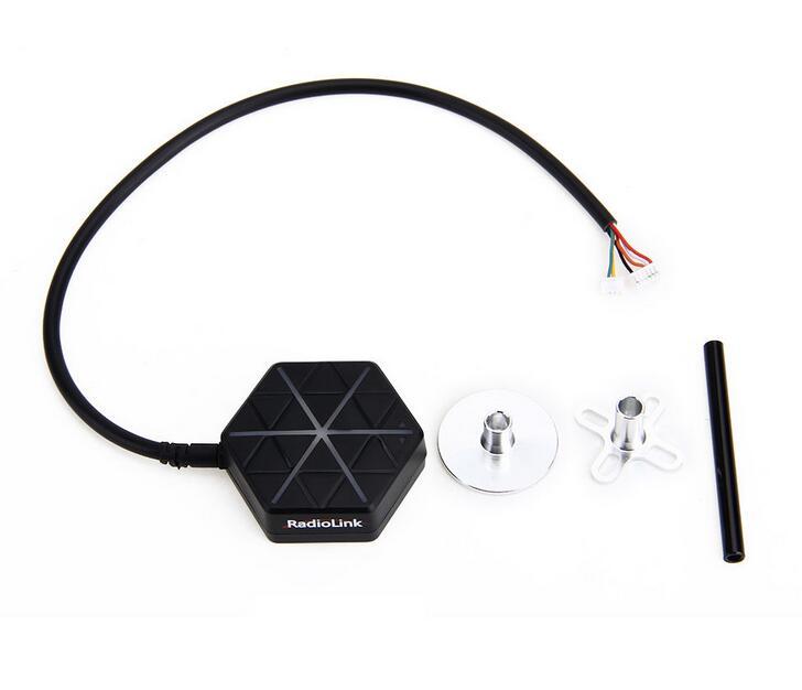 ФОТО New Radiolink M8N GPS Module UBX-M8030 for Naze32 APM CC3D SP F3 Naze32 Flip32 PX4 Flight Controller