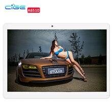 НКГЭ A6510 Оригинальный 10.1 Дюймов Tablet PC, WiFi, GPS FM Bluetooth окта Ядро Таблетки Пк Встроенный 3 Г Телефонный Звонок Android 5.1 4 ГБ 64 ГБ