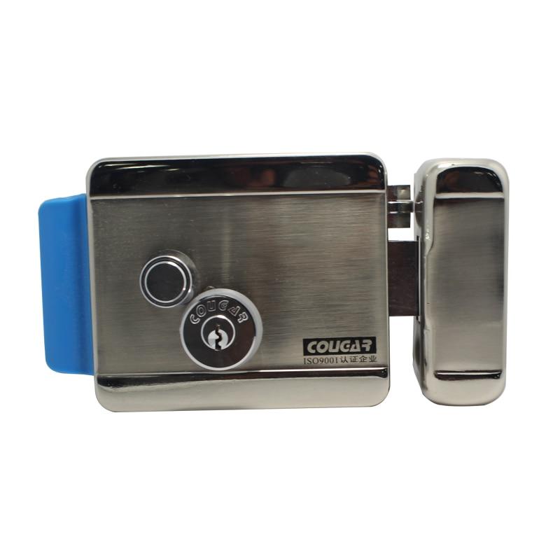 FREE SHIPPING Access Control Electronic Door Lock For Video Door Phone Doorbell Home Security In Stock ...