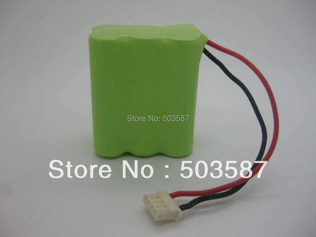 2pcs Ni-MH 7.2V 2.5Ah battery for MINT 4200 Braava 320 Robotic Vacuum Cleaner/ Replace GPHC152M07,NEW!