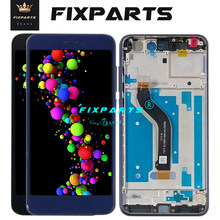 Original for Huawei P8 Lite 2017 LCD Display Touch Screen for Huawei P9 Lite 2017 LCD P9Lite 2017 PRA LA1 LX1 LX2 LX3 Screen