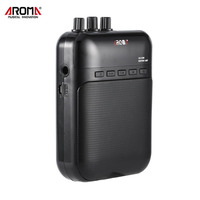 Aroma 5W Portable Electric Guitar Bass Amp Multifunction Amplifier Recorder USB Rechargeable Speaker Guitar Accessories Hot