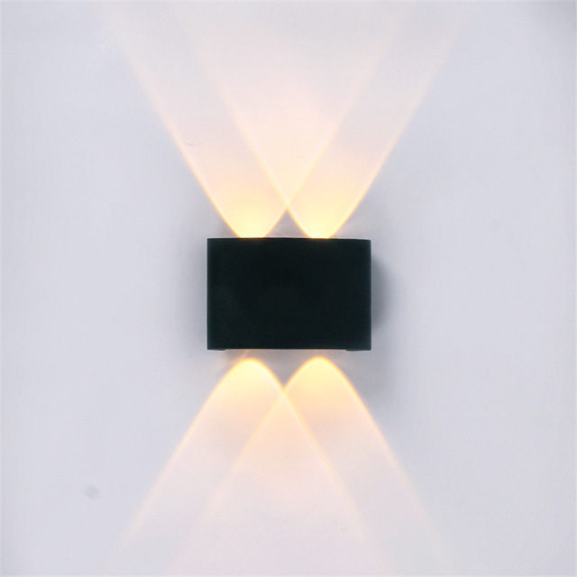מנורות חוץ 2 לדים W 4W 6W 8W 12W NR-69 2