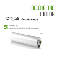 Electric Curtain Motor DT52S 220v Open And Closing Window Curtain Track Motor Automation Curtain Motor