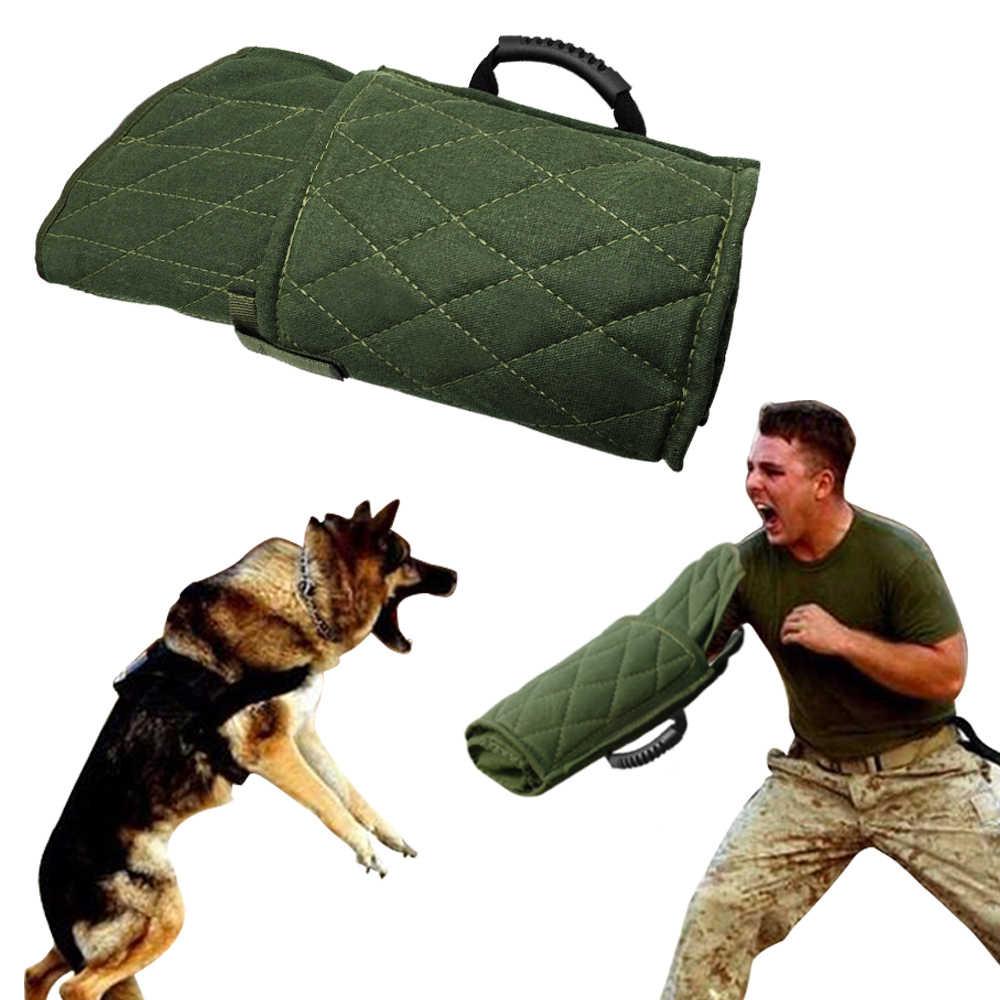 Didog Köpek Koruma Bite Kol Kol Eğitim Schutzhund Polis K9 Rottweiler Alman  Çoban Sol Sağ Eller|dog bite sleeve|bite sleevedog training sleeve -  AliExpress
