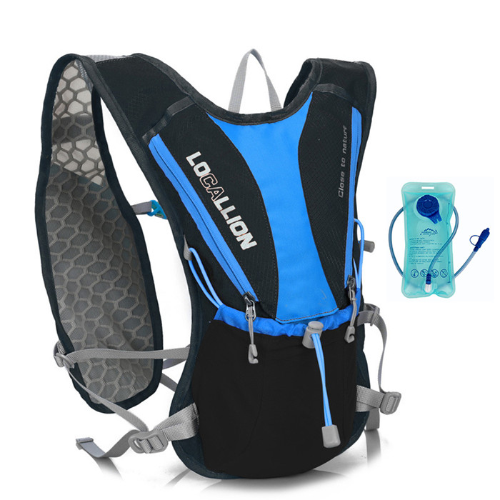 Petit sport sacs d'eau de la vessie hydratation sacs ultra léger bicyclette poche matériel d'équitation de course jogging cyclisme sac à dos dans Sacs de vélos et sacoches de Sports et loisirs