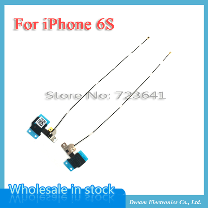 """5pcs/lot NEW WiFi Antenna Signal Flex Cable Ribbon For iPhone 6S 4.7"""" Replacement Parts Wholesale free shipping"""