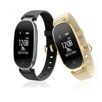 Smart Band Bracelet S3 Girl Women Heart Rate Monitor Wrist Smartband Lady Female Fitness Tracker Bluetooth