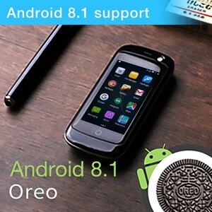 Image 4 - Unihertz Jelly Pro, 세계에서 가장 작은 4G 스마트 폰, Android 8.1 Oreo 잠금 해제 된 미니 폰, 2GB RAM 16GB ROM 흰색