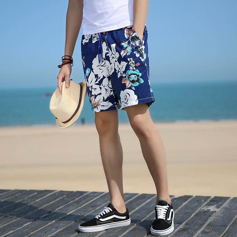 MENSWORE Men Shorts Loose Large Size Quick-Drying Beach Pants MenS Hot Springs Swimming Trunks Beach Holiday Shorts Big Pants