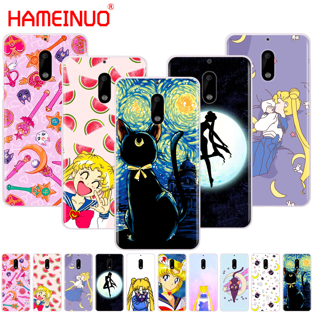 Phone Bags & Cases Conscientious Hameinuo Sailor Moon Sailor Mercury Cute Cover Phone Case For Nokia 9 8 7 6 5 3 Lumia 630 640 640xl 2018 Cellphones & Telecommunications