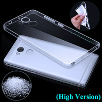 For Xiaomi Redmi 3 3S 4 4S Pro Cases Clear Transparent Crystal Soft TPU Silicone Gel