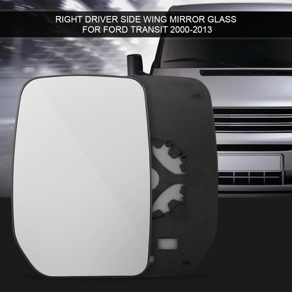 Rear Right Passenger Side Back Glass for a 1998-2007 Ford Econoline