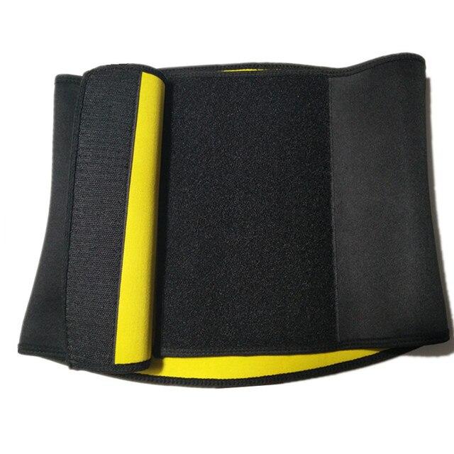 CHENYE Body Shapers Men's Compression slim Shaper Belts News Girdle Neoprene Shapers Slimming Waist Trimmer Absorbs Sweat Belts 4