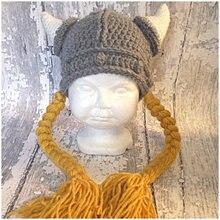 Viking Horn Helmet for Babies