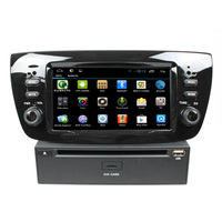 Groothandel Android 6.0 auto radio dvd voor Fiat Doblo met GPS NAVI Dual zone Ondersteuning stuurbediening stilgelegd vertraging