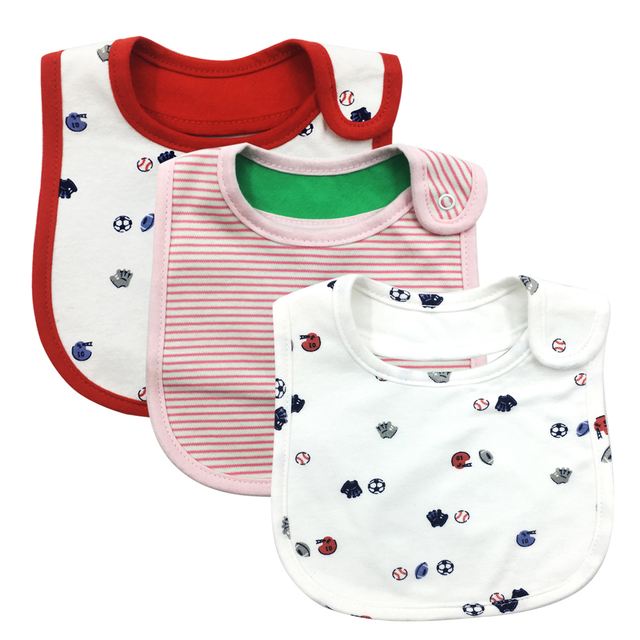 Baby Bibs Waterproof Bandana Baby Girls boys Bibs & Burp Clothes Baby Clothing Product Towel Bandanas Wholesale
