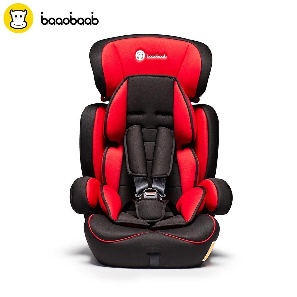 BAAOBAAB Asiento de coche ajustable para bebés Grupo 1/2/3 (9-36 kg) - Seguridad para bebés - foto 5