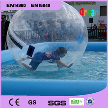 Free shipping! Inflatable hamster ball, hot inflatable water walking ball,zorb ball/,water balls,zobing balloon water with pool