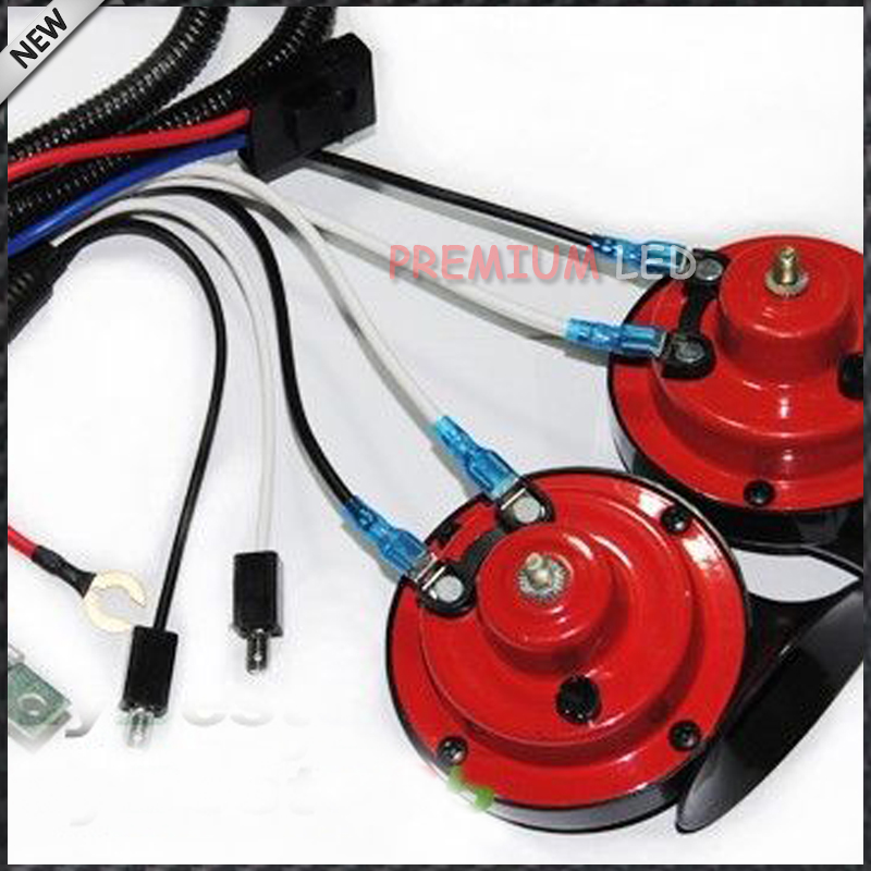 12v horn wiring harness relay kit for car   41 wiring