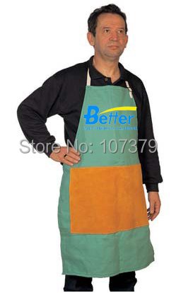 FR Clothing FR Clothes Flame Retardant Welding Aprons FR Cotton Coverall FR Cotton Welding Aprons leather welding aprons wear insulated