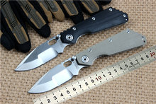 D2 Blade Strider BOS CNC Camping Knife Tactical Folding knife G10 Handle Hunting knives Survival Rescue Knives Dropshipping