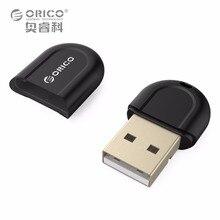ORICO BTA-408 Moda Portátil Mini Bluetooth USB 4.0 del Adaptador Del Receptor para el Ordenador Portátil PC de Escritorio-Negro