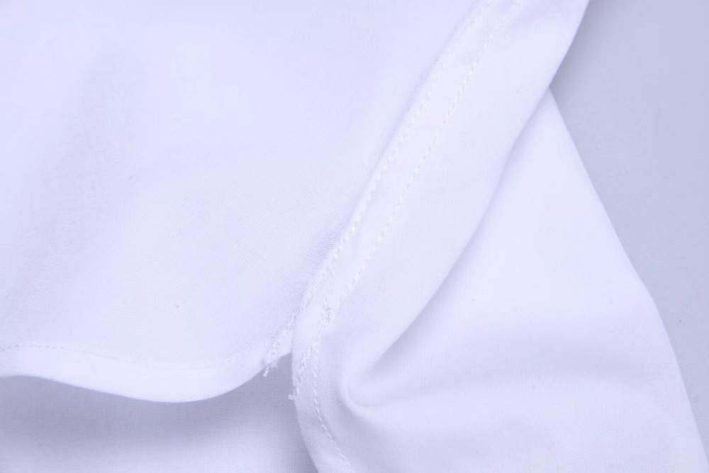 Fit Beige Camisas 2018 Francia Hombres Esmoquin Calidad Cuello Boda Fiesta Bouton Respirable Vuelto Mince De Robe Manchette q47ASwq