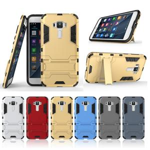 "Rugged Hard Back Case Cover Protector Hybrid Soft Rubber Skin For ASUS Zenfone ZE552KL ZE520KL ZE601KL 2 Laser 5.5"" ZE550KL"