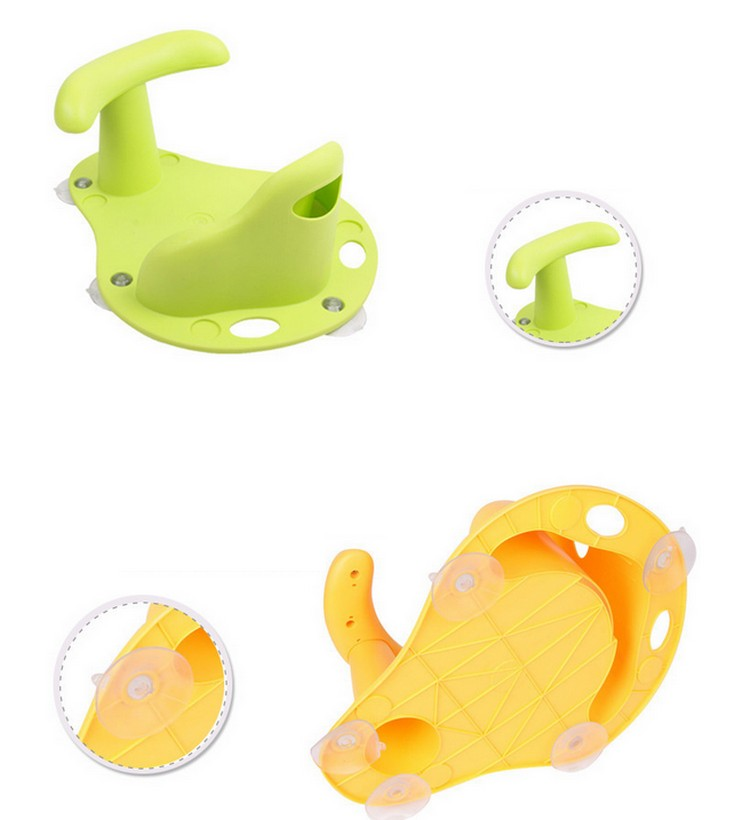 Baby Bath Seat with Extra Strong Suction Cups Free shipping (Fast ...