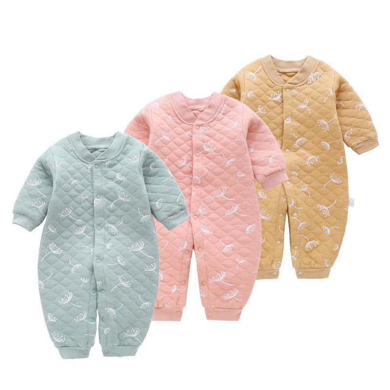 BibiCola newborn kids   rompers   autumn spring cotton outfits for baby clothes toddle casual plaid jumpsuit for bebe wear pajamas