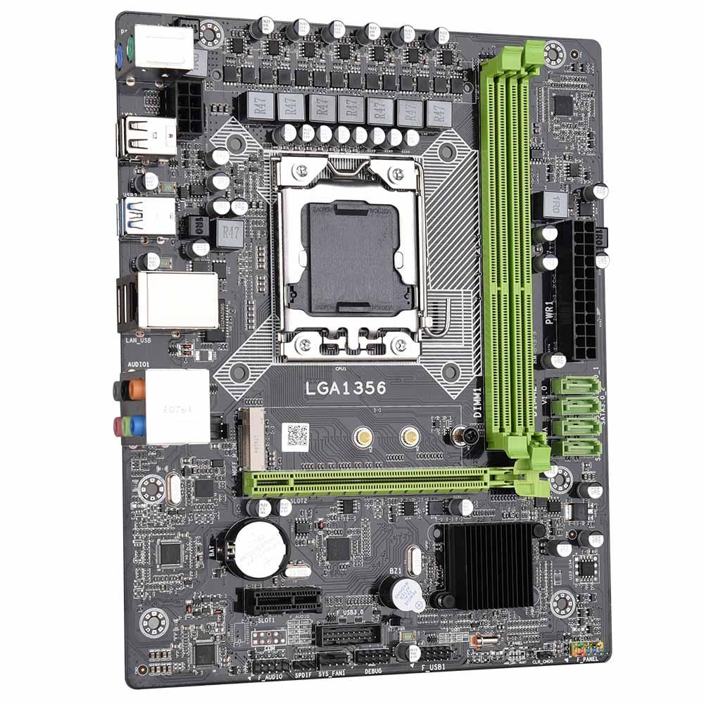 X79A Lga 1356 Motherboard Usb3 0 Support Reg Ecc Server Memory And Lga1356 Xeon E5 Processor