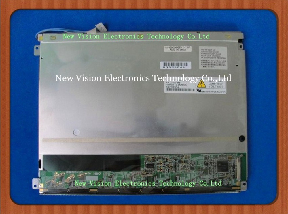 AA121XH01 AA121XH02 Original 12 1 inch 1024 768 TFT LCD Panel Screen for MITSUBISHI