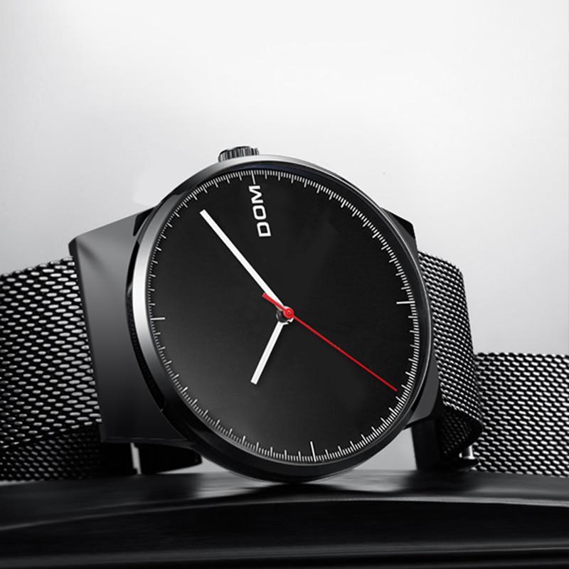 უყურეთ მამაკაცთა DOM - მამაკაცის საათები - ფოტო 3