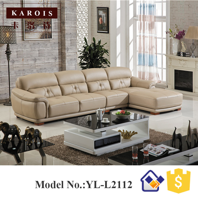 Modern Furniture Living Room Sofa American Sleeper Set L Shape Designs
