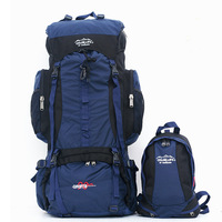 Outdoor Bag 80L 90L Camping Travel Luggage Bag Mountaineering Backpack Production A4483 X