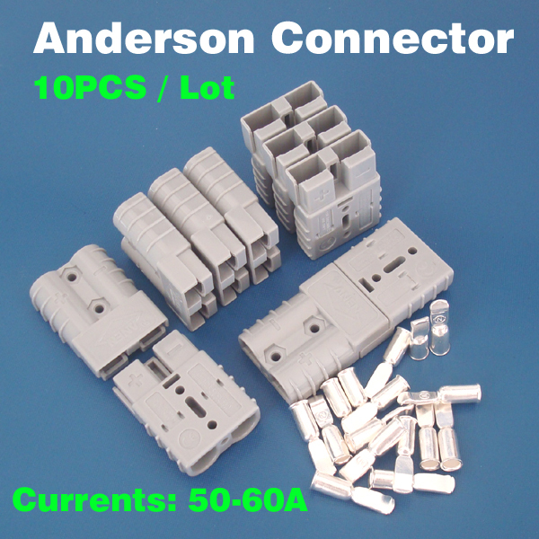 Free shipping Anderson connector high current plug power terminal ...