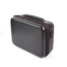 JMT Portable Drone Storage Bag Carrying Case Waterproof Shoulder Handbag PU Protective Box for DJI MAVIC AIR Drone Accessories